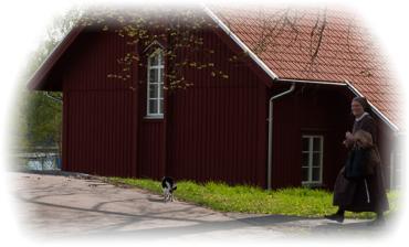 Klaradals kloster med syster Lena